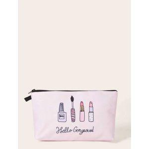 Hello Gorgeous! Makeup Bag